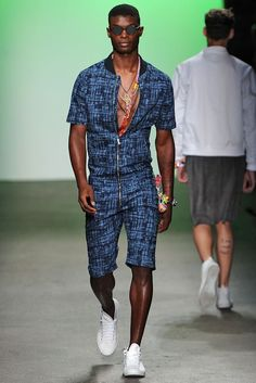 Asaf Ganot Spring Summer 2016 Primavera Verano - #Menswear #Trends #Tendencias #Moda Hombre - New Yoek Fashion Week - Male Fashion Trends