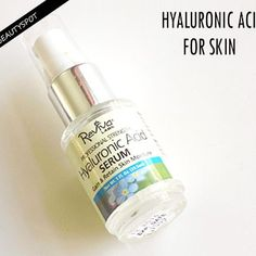 BENEFITS OF HYALURONIC ACID FOR SKIN