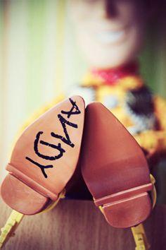 """Toy story ♥ """"Tenía el mundo a mis pies, yo era el rey, un perfecto vaquero..."""""""