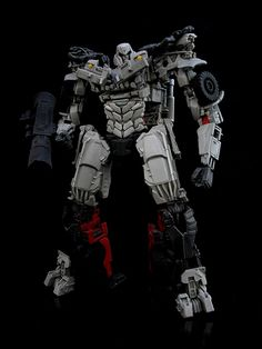 Dark of the Moon Megatron - G1 Style | Flickr - Photo Sharing!