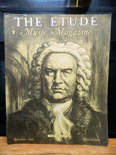Rare 1934 The Etude Music Magazine, Music Magazine, Music Notes, Sheet Music, Childrens Pageant, Play, Soprano Luttbeg