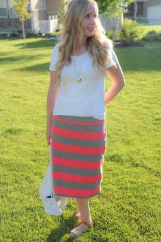 Post 301-The Stretchy Skirt