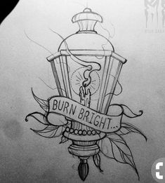 New tattoo traditional sleeve thigh piece ideas Lamp Tattoo, 1 Tattoo, Tattoo Outline, Body Art Tattoos, New Tattoos, Sleeve Tattoos, Cool Tattoos, Tattoo Sketches, Tattoo Drawings