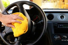 How to eliminate odors from your car