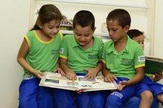 Prefeitura de Boa Vista, BiblioSesc é atração de todas as segundas-feiras na Escola Municipal Ana Sandra #pmbv #prefeituraboavista #boavista #roraima