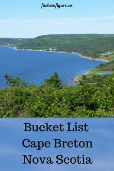 Bucket list Cape Breton Nova Scotia Alberta Canada, Places To Travel, Places To See, Nova Scotia Travel, Ottawa, Cabot Trail, East Coast Road Trip, Ontario, Vancouver