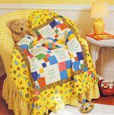 Baby Panels Pattern from ShopFonsandPorter.com
