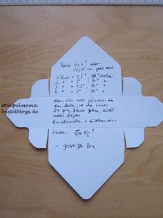 ……ist eine Schachtelserie mit dem Envelope Punch Board, die ich euch gerne zeigen möchte. Diese Art von Schachteln finde ich super! Sie sind schnell gemacht, es passt allerhand hinein und ich finde sie machen auch etwas her. Dieses Mal hab ich … Weiterlesen →
