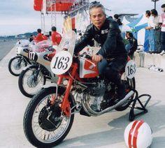 Memory of Sadao Fukuda PRL