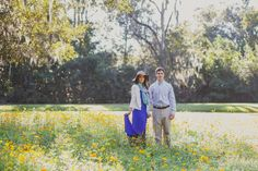 Casey & Eric { Boone Hall Plantation Engagement Portraits } - RIVERLAND STUDIOS