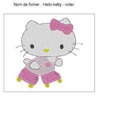 Hello ketty - roller