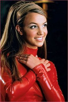 Red Spandex Catsuit worn By Britney Spears. Buy your Catsuit for dance from DCUK Dance Clothes. Britney Spears Oops, Britney Spears Photos, Melissa Joan Hart, Baby One More Time, Justin Timberlake, Shakira, Mtv, Marilyn Monroe, Mississippi