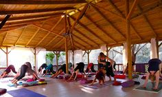25 of the best yoga holidays and retreats Outdoor Yoga, Outdoor Decor, Yoga Studio Design, Yoga Holidays, Yoga Retreat, Best Yoga, Goa, Yoga Inspiration, The Guardian