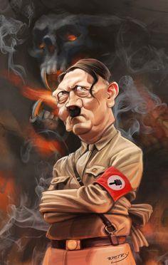 Adolf+Hitler,+caricature..jpg 1.014×1.600 Pixel