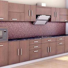 MODULAR KITCHEN Kitchen Cupboard Designs, Kitchen Cabinet Styles, Kitchen Room Design, Modern Kitchen Cabinets, Pantry Design, Home Room Design, Modern Kitchen Design, Home Decor Kitchen, Interior Design Kitchen