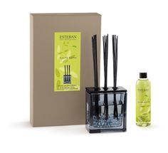 Esteban Paris SOUS LES FEUILLES Scented Bouquet 250 ml perfect for any bathroom! Come get yours at #gilberteinteriors