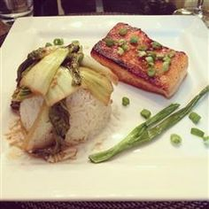 Miso and Soy Chilean Sea Bass - having this for dinner tonight and they marinade smells so good!