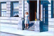 Edward Hopper - Museum of Fine Arts, Boston - Art - Review - New York Times