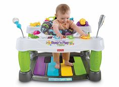 Amazon.com : Fisher-Price Little Superstar Step N' Play Piano : Baby Musical Toys : Baby