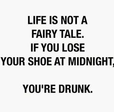 A story we know all too well... #partyyourshoesoff #LOL #truth