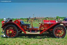 1914 Mercer Type 35 Raceabout 5 Litre.