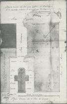 The Collins C. Diboll Vieux Carré Survey: Property Info St Louis Cathedral, Jackson Square, Street Image, French Colonial, 4th Street, Topographic Map, French Quarter, Scene, Architecture