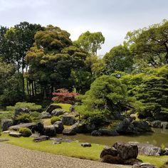 Garden at Daigo-Ji, so peaceful and beautiful #daigoji #kyoto #japan…