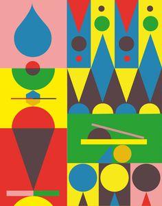 PLAYSTATION - THE STUDIO by Jonathan Calugi, via Behance