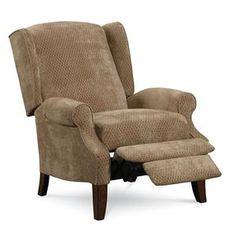 @Paul McKay Nebraska Furniture Mart – Lane Katy Hi-Leg Recliner