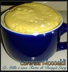 Cake Light, Mousse, Cake In A Jar, Best Italian Recipes, Cake & Co, Microwave Recipes, Breakfast Snacks, Top Recipes, Deserts