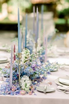 Whimsical Lilac Purple Garden Wedding Inspiration – Danielle Harris Photography 19 The iconic and unique Delphiniums, or Larkspur, are perfect for the Summer bride & groom's whimsical garden wedding. Blue Purple Wedding, Blue Wedding Flowers, Flower Bouquet Wedding, Blue Flowers, Floral Wedding, Flower Bouquets, Bridal Bouquets, Delphinium Wedding Bouquet, Whimsical Wedding