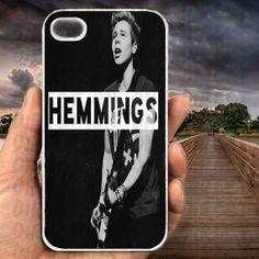 Luke Hemings 5SOS-iPhone cases 4/4S Case iPhone 5/5S/5C Case Samsung Galaxy S3/S4 Case