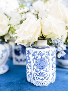The Dolphin Bay Resort & Spa by the sea was the backdrop for this rustic contemporary wedding inspiration in shades of blue and white. Wedding Vases, Wedding Reception Decorations, Floral Wedding, Wedding Flowers, Wedding Ideas, Wedding White, Wedding Receptions, Summer Wedding, Contemporary Wedding Inspiration