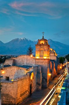 Catalina Convent Arequipa | Peru | Photo By Ulrich Schade