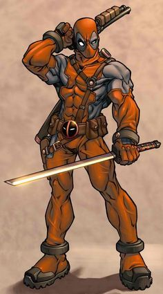 Wade Wilson/Deadpool/Hulkpool/Hobgoblin VI/Powers-Regenerative Healing, Superhuman Agility, Reflexes, Flexibility, and Stamina, Teleportation and Disguise Device, Magic Satchel, Longevity, Immune to Telepathy, Master Martial Artist, Swordsman, and Marksman, Goblin Themed Weapons, Superb Assassin, Speaks Multiple Languages, Twin Machine Guns, Two Samurai Swords, Grenades