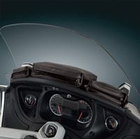 Hopnel Dashboard Tri-Pouch for Can Am Spyder | 713-821 | J&P Cycles