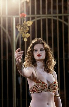 """The Circus """"NO SPIN ZONE"""": Isabelle Pasco 1988--The French Film, Roselyne and the Lions"""