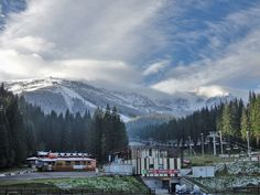 Septembrová snehová nádielka v Nízkych Tatrách