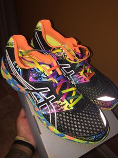purchase cheap ff8a2 78910 finally my first pair of  Asics and only  60 ! ! - nice little Gel Noosa  8 s..  runningFlows I m so ready to run..  sneaks  coolKid