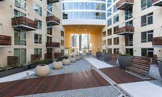 36 Best Apartment Courtyards Urban