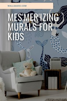From active toddlers to chilled out teens, we've a vast range of boys wallpapers that will help you create that ultra cool bedroom. Whether he's into gaming, sports or even sci-fi there's a boys wallpaper mural for him! From dinosaurs to football stadiums, and even superheroes, our range of boys bedroom wallpaper will feed his imagination and fuel his dreams. Begin his bedroom makeover today by ordering your made-to-measure wallpaper mural from Wallsauce! #wallpaper #kidsroom