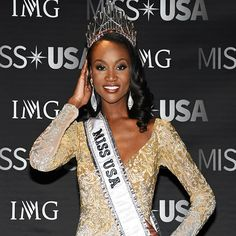CLICK TO READ Virginia State University Graduate Deshauna Barber Wins Miss USA - https://urbanimagemagazine.com/virginia-state-graduate-deshauna-barber-wins-miss-usa-confidently-beautiful/
