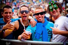 Tomorrowland is one of the largest electronic dance music festivals in the world