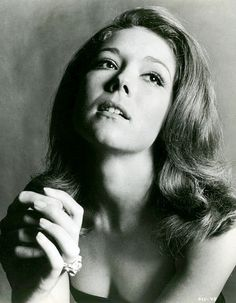 Diana Rigg (Emma Peel). Smart and sexy and able to stomp the bad guys.
