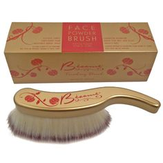 Besame brushes are designed to bring back glamour and luxury to the process of creating your look - they make expert application effortless. Designed to buff powder or cream with faux hair, it blends color with ease and glides effortlessly onto the skin. The handle is designed to resemble brushes available to Hollywood makeup artist during the 1930s. It is easy to grasp, comfortable and well balanced in your hand. Wash hair only warm, soapy water as needed.Softest finest man made hair…