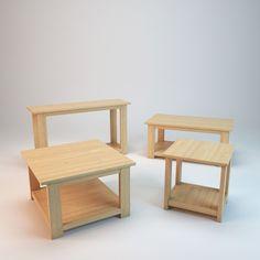 3D Model Ikea - 3D Model