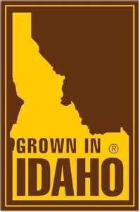 Grown In Idaho Logo