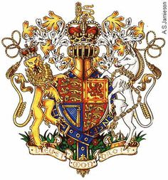 Plantagenet Family Crest