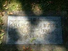 Grandmother at Terwilliger Plot Riverview Cemetery Portland Oregon