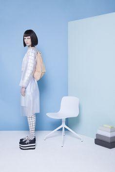 Fashion Identity: Studentin Merel Kortweg entwirft eine Modekollektion für HAY Design